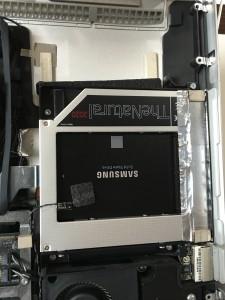 Así se quedará el disco SSD